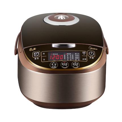 【高性价比】电饭煲 4L容量 圆灶釜底 24小时预约 MB-WFS4017TM