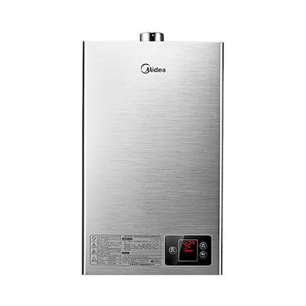 【变频恒温】燃气热水器 10升金属拉丝面板 JSQ20-10HWA(天然气)