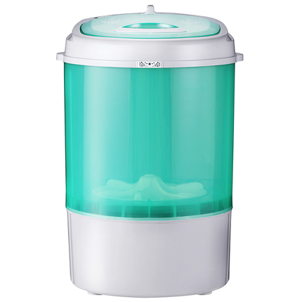 洗衣机 2.5公斤 迷你  单洗机 MP25-S168