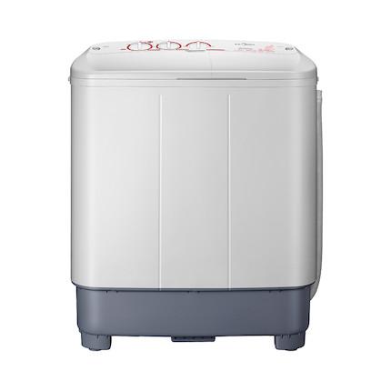 洗衣机 8KG双桶波轮 超大容量 半自动大动力 MP80-V606