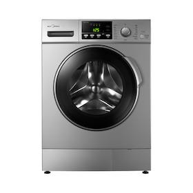 洗衣机7KG 乐尚滚筒静音变频中途添衣 MG70-1213EDS
