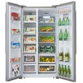 冰箱 610L对开门 高端时尚外观 风冷无霜 610WKM(E)浮光跃金