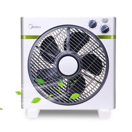 电风扇 4档风速 2H定时 学生扇 台式小风扇 KYT30-15AW