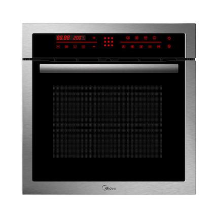 嵌入式电烤箱 阿里智能  触控界面 ET1065SS-80SE