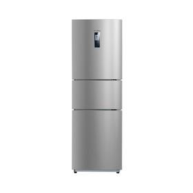 Midea/美的三门冰箱 246升 风冷无霜 电脑控温 三门三温区 BCD-246WTM(E)