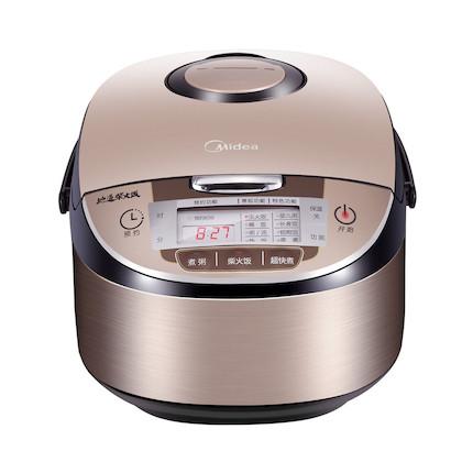 电饭煲 4L容量 地道柴火饭 三维立体加热 MB-WFS4029