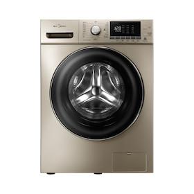 洗衣机 8kg变频滚筒 快净功能 空气洗 智能烘干 MD80-1405DQCG