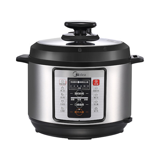 【惊爆价】电压力锅 精准温控 一锅双胆 创新收汁入味 5L大容量 MY-CD5026P