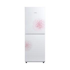 Midea/美的冰箱 36分贝图书馆级静音 时尚妙趣面板 BCD-172CM(E)
