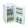 Midea/美的冰箱 二级能效 左右开门 卡通箱门BC-93M(E)
