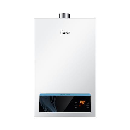 【三档变升】燃气热水器 12升变频恒温瓷白色 JSQ22-12WH5D(天然气)
