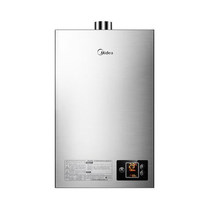【变频恒温】燃气热水器 12升金属拉丝面板 JSQ22-12HWA(天然气)