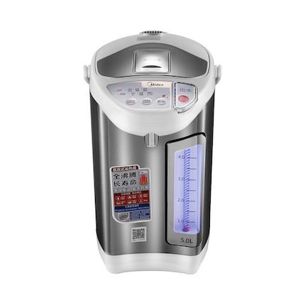 电热水瓶 5L 六段保温 智能预约 高效除氯 PF602-50G