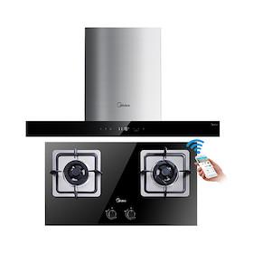 【高温洗】烟灶套装 智能APP控制 DT520RW+Q360B