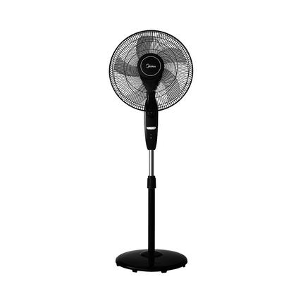 电风扇FS40-15HRW家用静音智能立式风扇遥控节能机械落地扇