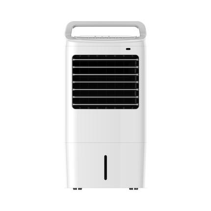 【领券9折】空调扇 超大水箱 智能提醒 广角送风 一键摆风 AC120-16BRW