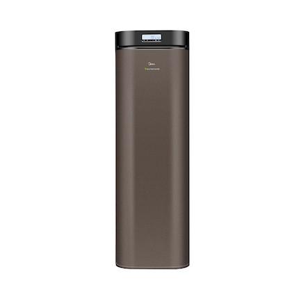 【送路由器】空气能热水器 150升 一体机 空气源热泵 钛金灰RSJ-20/150RD