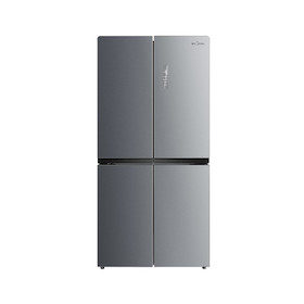 Midea/美的冰箱 482升 铂金净味 90度开门取物 BCD-482WTM