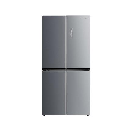 Midea/美的冰箱 482L 铂金净味 90度开门取物 BCD-482WTM
