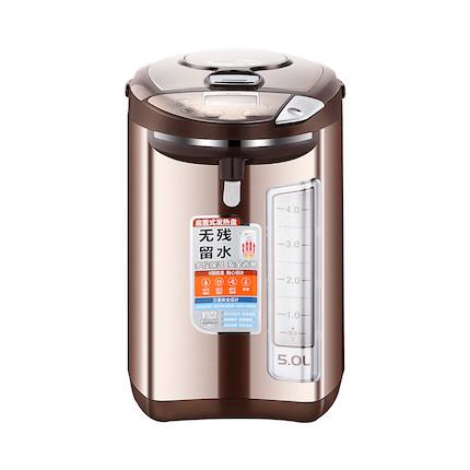 【伯爵款】电热水瓶 液晶显示 四段控温 关机取水 无残留水 PF704c-50G