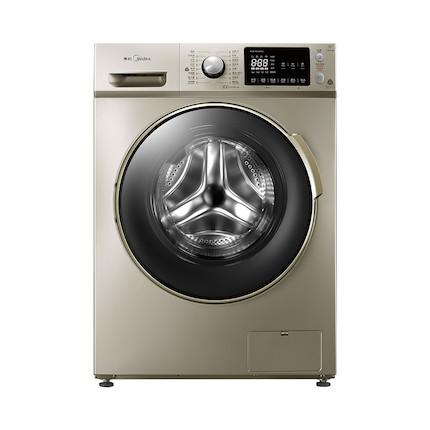 洗衣机 10KG智能变频滚筒 冷凝式烘干 喷淋洗涤 MD100-1433WDXG