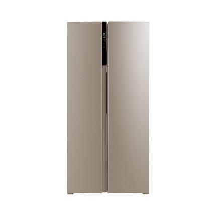 Midea/美的冰箱 纤薄机身 风冷无霜 智能对开  BCD-450WKZM(E)