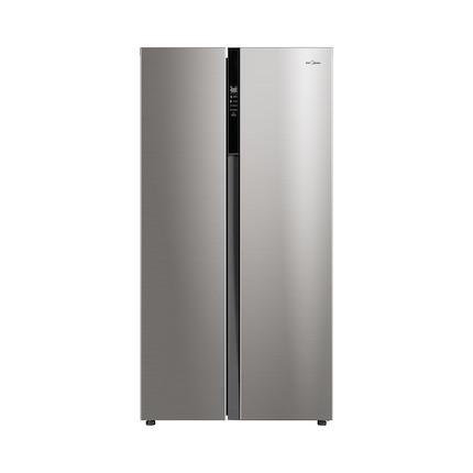 【新品推荐】美的 BCD-525WKPZM(E)智能变频/风冷无霜对开门冰箱
