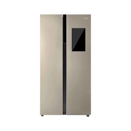 美的大屏智能冰箱 BCD-533TH1