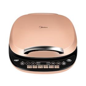 【双面加热】煎烤机 易清洗可拆烤盘 炭火速脆技术 智能触控 MC-JSY30D