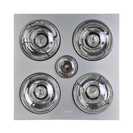 浴霸 灯暖换气照明三合一 ZS12M1