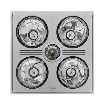 浴霸 灯暖换气照明三合一 ZS12L3