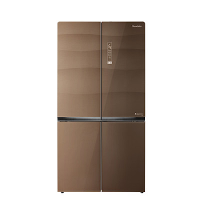 Midea/美的冰箱 646L 凡帝罗智能冰箱 BCD-646WGPZV