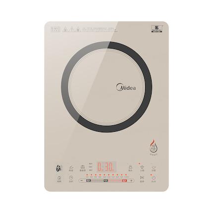 【商详有惊喜】电磁炉 专业蒸桑拿 滑控火力调节 恒匀火加热 NEG时尚彩板 C21-QH2130