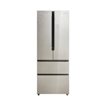 Midea/美的冰箱 475L 变频节能 电脑控温 BCD-475WGPZM