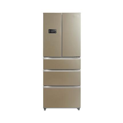 【宽幅变温】美的冰箱 350L  变频节能 智联WIFI BCD-350WTPZV(E)