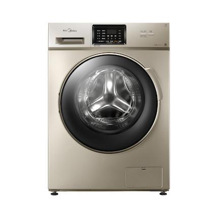 滚筒洗衣机 10KG变频 智能操控 节能静音  MG100-1431WDXG