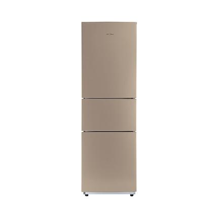 Midea/美的冰箱 213升 时尚外观 节能静音 三门三温  BCD-213TM(E)