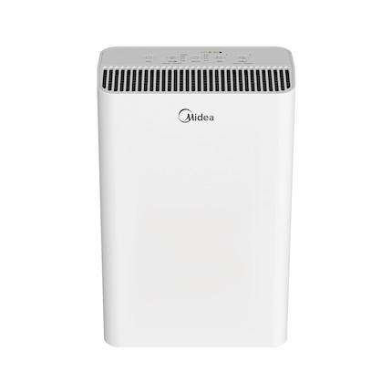 【雪瓷白】空气净化器 智能定时 除醛除霾 睡眠模式KJ200G-D41