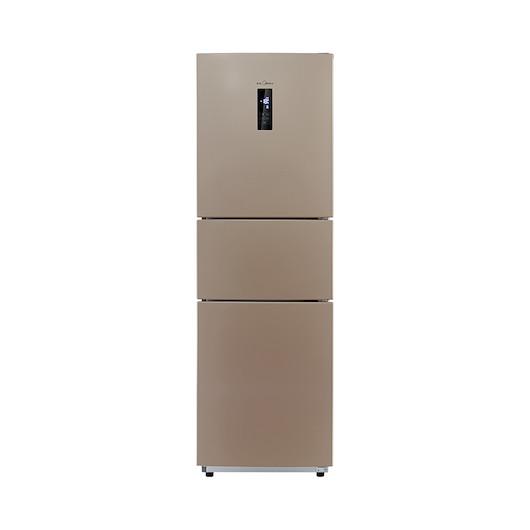 【电脑控温】Midea/美的冰箱 230升 风冷无霜 节能静音 BCD-230WTM(E)