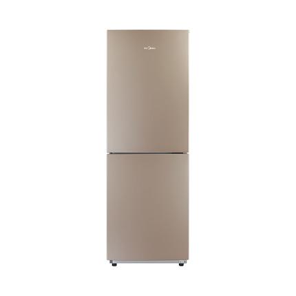 Midea/美的冰箱 190L 节能静音 阳光保鲜  BCD-190CM(E)阳光米