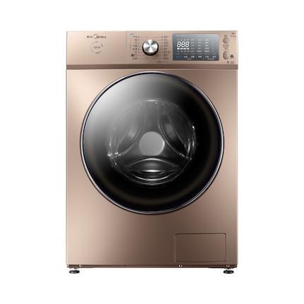洗衣机 9.0kg变频滚筒 除菌洗 智能投放 MG90-1405WIDQCG