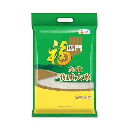 五谷杂粮 东北优质大米5kg加量装