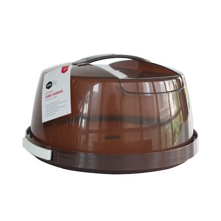 烘焙器具 MSART烘焙包装塑料环保加厚生日蛋糕盒6-8寸家用手提透明保鲜盒子