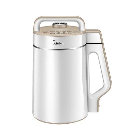 【多氧豆浆】豆浆机 创新增氧熬煮技术 免滤 低噪音 WDE12W61