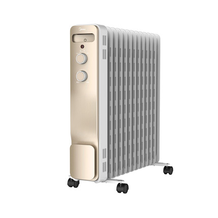电暖器 13片速热油汀 高效取暖 全屋制热 NY2213-18GW