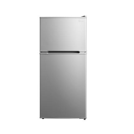 美的(Midea) 112升家用两门冰箱 小型电冰箱 双门小冰箱BCD-112CM(E)