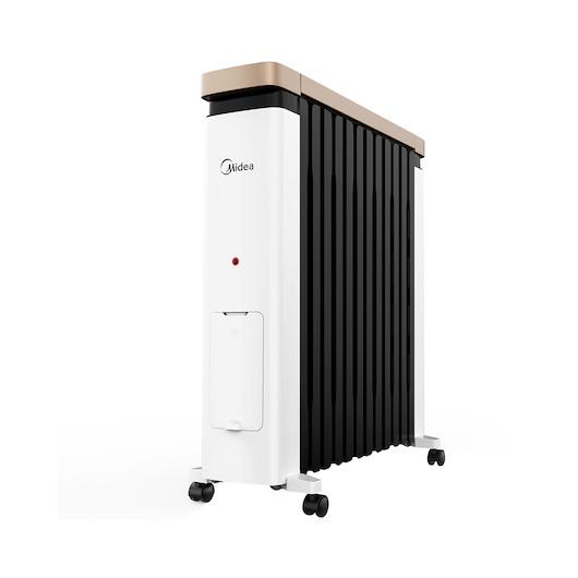 电暖器12片油汀 速热节能 安全防烫 大范围取暖 NY2212-18EW