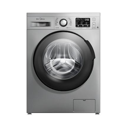 洗烘一体机 8KG变频 5档转速可调 速风蒸汽烘干 MD80VT715DS5