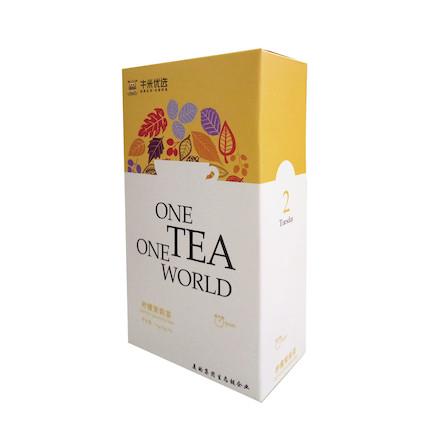 茶 柠檬茉莉茶110g(17g*5+5g*5 )