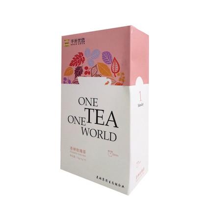 茶 洛神玫瑰茶80g( 11g*5+5g*5)